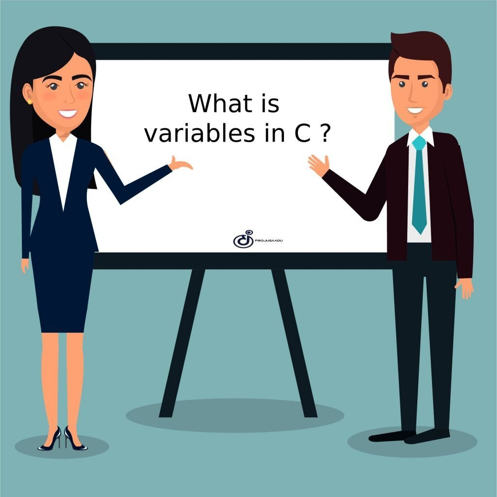 Variable in C language